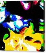 Abstract 103 Acrylic Print