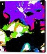 Abstract 104 Acrylic Print