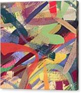 Abstract #12 Acrylic Print