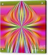 Abstract 153 Acrylic Print