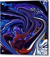 Abstract 170 Acrylic Print
