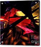 Abstract 2013 Acrylic Print