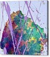 Abstract 33 Acrylic Print