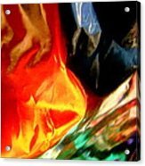 Abstract 3330 Acrylic Print