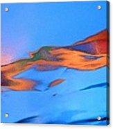 Abstract 3419 Acrylic Print