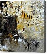 Abstract 411111 Acrylic Print