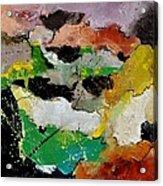 Abstract 44501 Acrylic Print