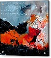 Abstract 553101 Acrylic Print