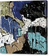 Abstract 553150802 Acrylic Print