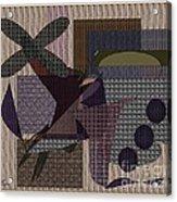 Abstract 650 Acrylic Print