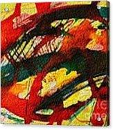 Abstract 73 Acrylic Print