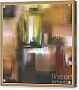 Abstract 972 Acrylic Print