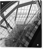 Abstract Architecture #2 Acrylic Print