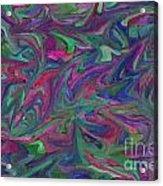 Juncture - Abstract Art Acrylic Print