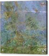 Prosperity - Abstract Art  Acrylic Print