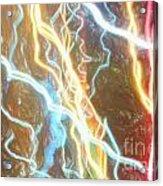Light Painting - Abstract Art 2 Acrylic Print