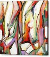 Abstract Art Forty-six Acrylic Print