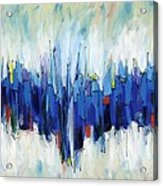 Abstract Art Sixty-two Acrylic Print