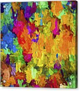Abstract Series B7 Acrylic Print