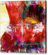 Abstract Series B8 Acrylic Print