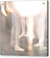 Abstract Ballet Acrylic Print