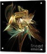 Abstract Bloom  Acrylic Print
