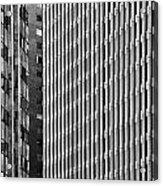 Abstract Buildings Acrylic Print