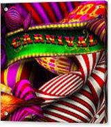 Abstract - Carnival Acrylic Print