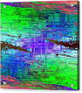 Abstract Cubed 114 Acrylic Print
