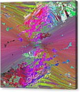 Abstract Cubed 136 Acrylic Print