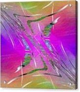 Abstract Cubed 223 Acrylic Print