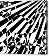 Abstract Distortion Camel Maze  Acrylic Print