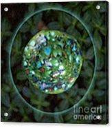 Abstract Fairy House Garden Art By Omaste Witkowski Owfotografik Acrylic Print