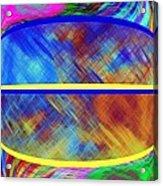 Abstract Fusion 173 Acrylic Print