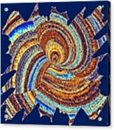 Abstract Fusion 176 Acrylic Print