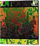 Abstract Fusion 193 Acrylic Print