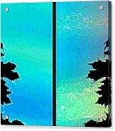 Abstract Fusion 243 Acrylic Print