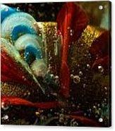 Abstract Glass Acrylic Print