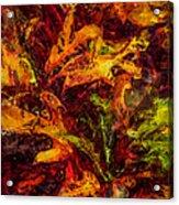 Abstract I Acrylic Print
