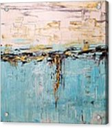 Abstract Large Painting Acrylic Print