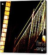 Abstract Light Acrylic Print by Arie Arik Chen