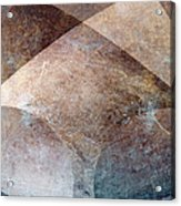 Abstract Metal Acrylic Print