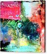 Abstract Mind Acrylic Print