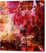 Abstract Mm No. 125 Acrylic Print