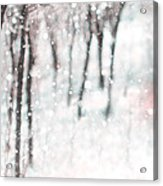 Abstract Nature Background Acrylic Print