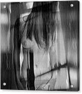 Abstract  Nude Woman 4 Acrylic Print