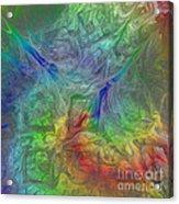 Abstract Of Dreams Acrylic Print