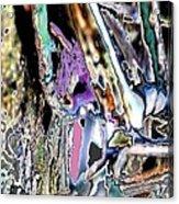 Abstract On Dream  Acrylic Print