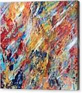 Abstract Painting Acrylic Print