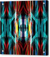 Abstract Pattern 3 Acrylic Print